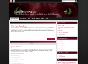 Older version of site