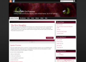 Older version of site