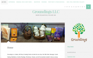 Groundings Website Circa 2015
