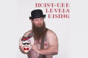Hoisture Valentine (4x6 Postcard)